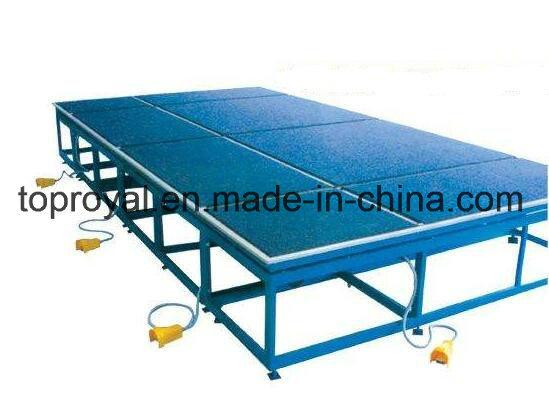 HD-Bpt/3624 Air Cushion Glass Breaking Table