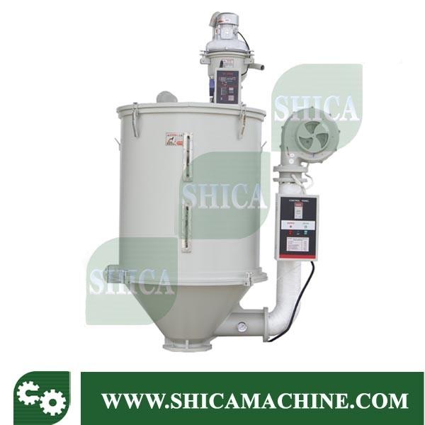150kg Capacity Plastic Normal Hot Air Hopper Dryer