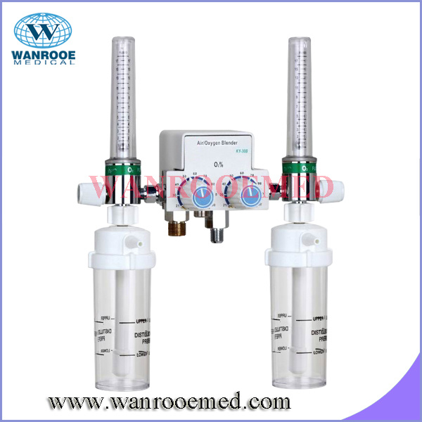 Hbky-30b Medical Air Oxygen Blender