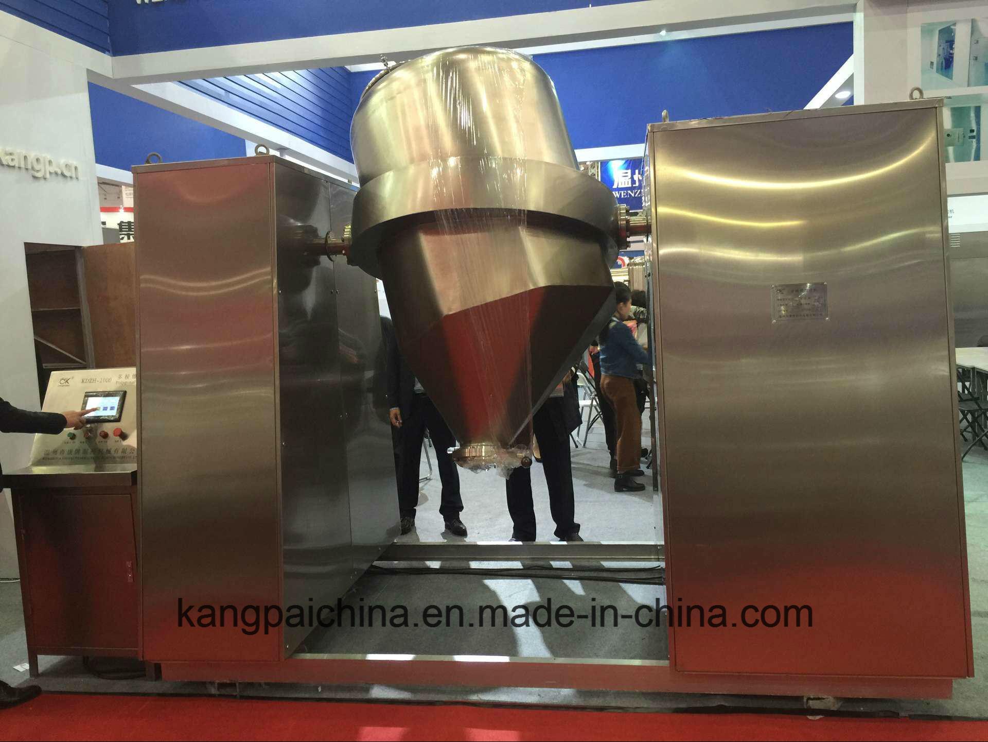 Kdzh Multi-Pyramid Mixer/ Mixing Machine