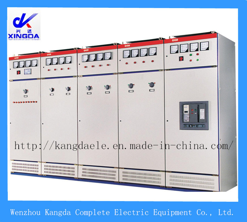Ggd AC Low Voltage Switchgear
