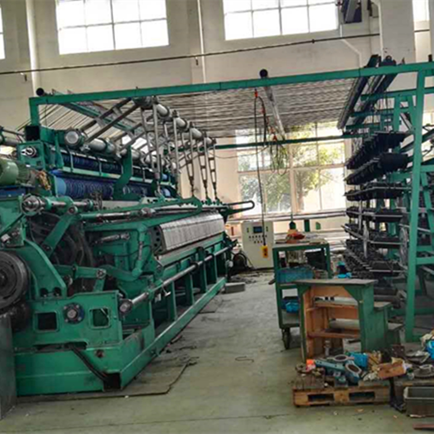 Big Toyo Netting Machine Pitch: 22mm Shuttle: 230 Spool Dia: 270mm (ZRS22-230)