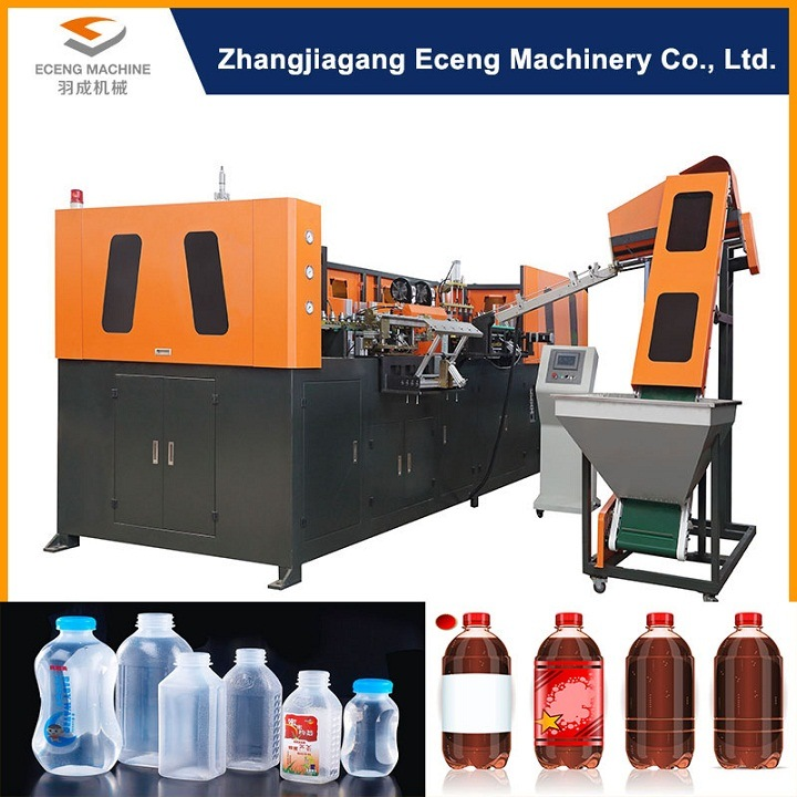 Plastic Mineral Water Bottle Blowing Machine