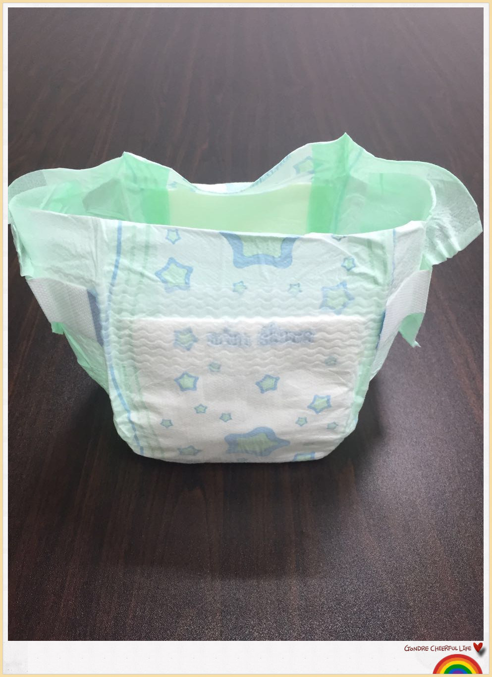 Soft and Breathable Baby Diapers