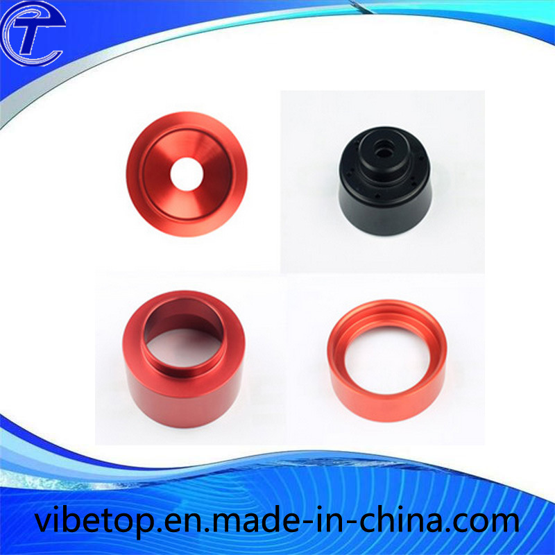 Colorful Aluminum CNC Metal Parts by China Supplier