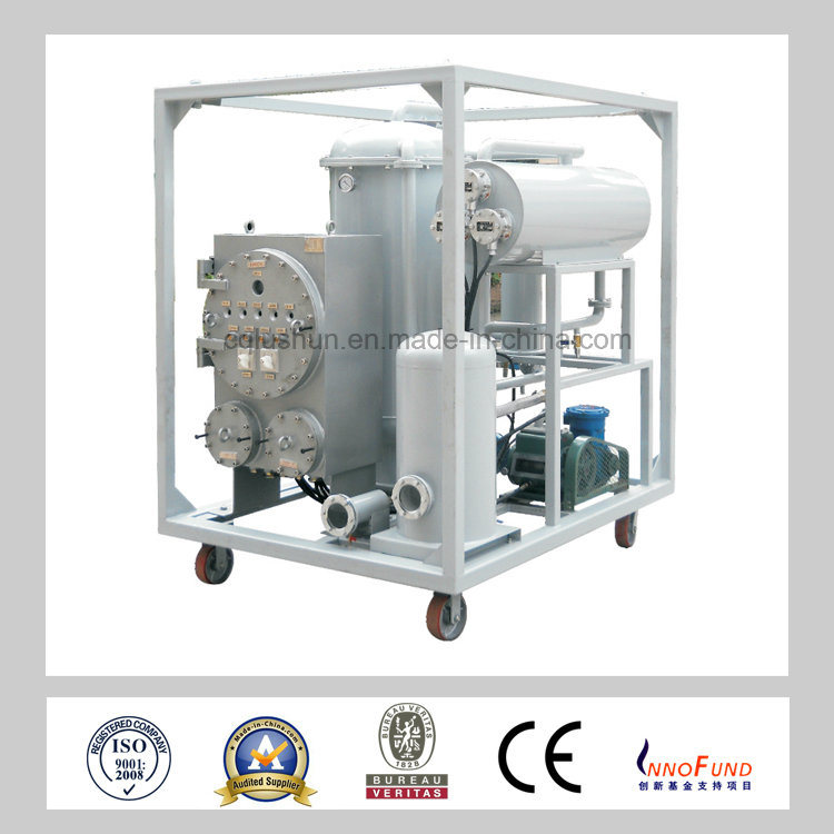 Anti-Explosion Vacuum Oil Purifier