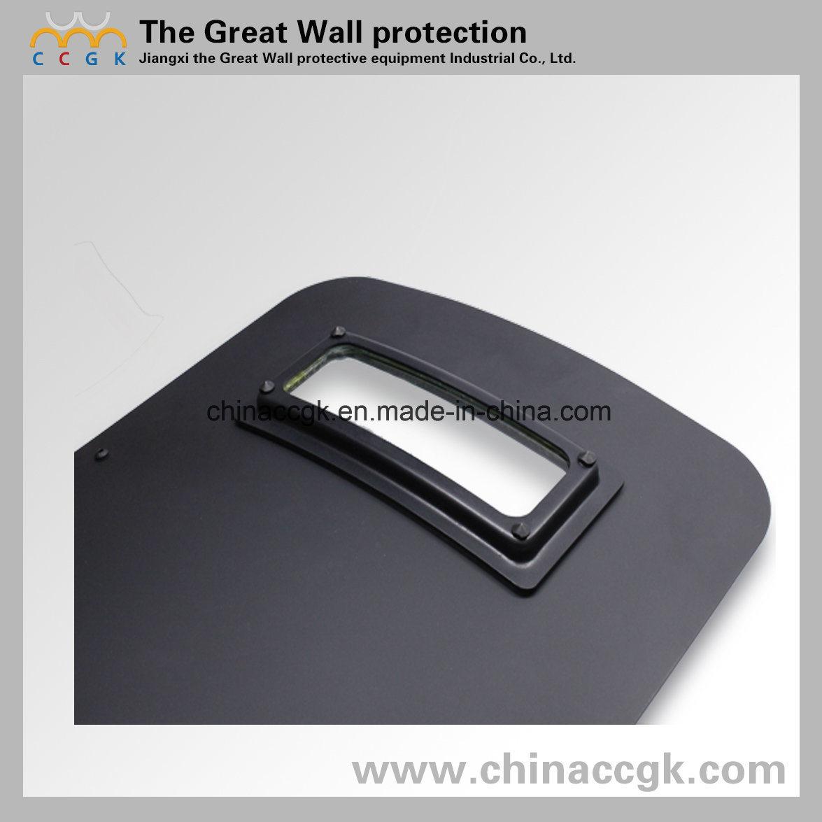 Ballistic Steel Hand-Held Shield