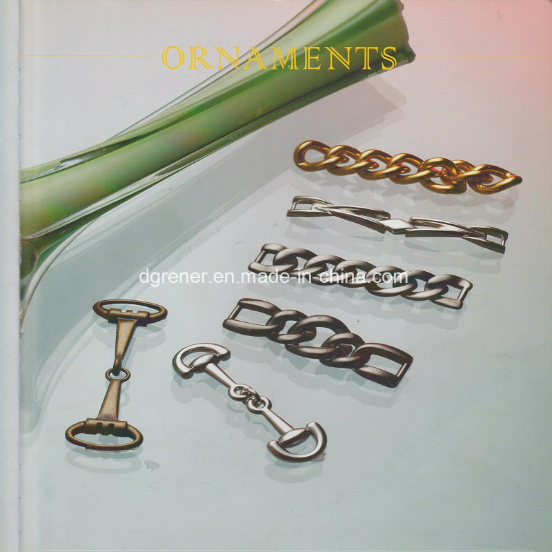 Fashion Ornaments for Shoe Buckle OEM Order Is Available