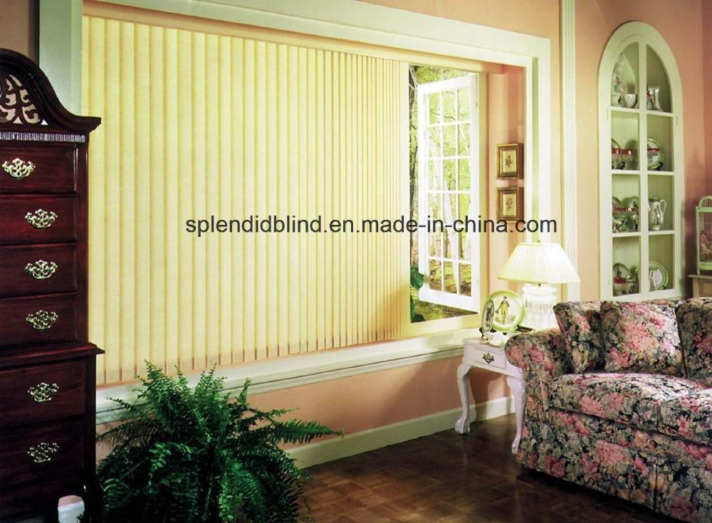 89mm/127mm Vertical Blinds Colors (SGD-V-3443)