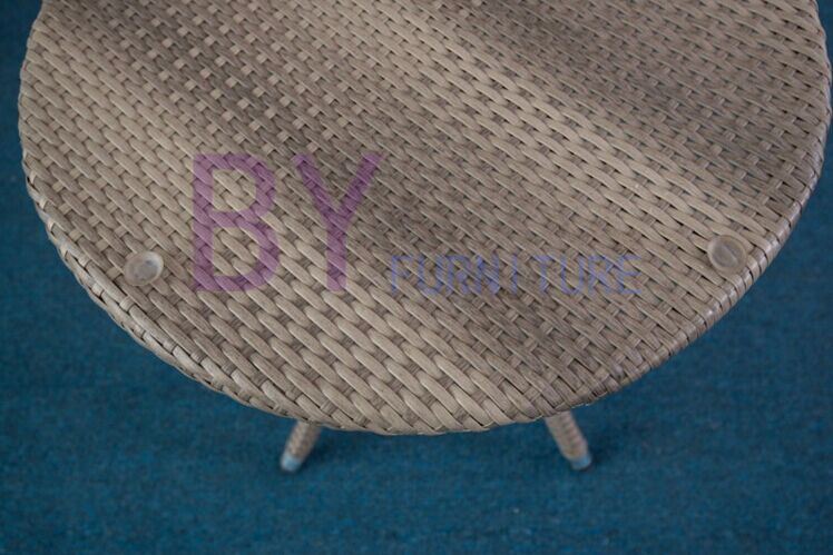 2 Seater PE Rattan Indoor Furniture