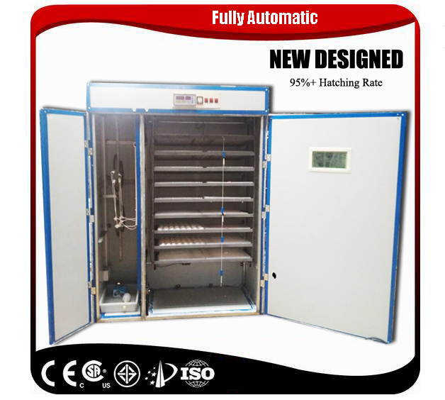 Wholesale 1000 Eggs Automatic Poultry Duck Egg Incubator Price
