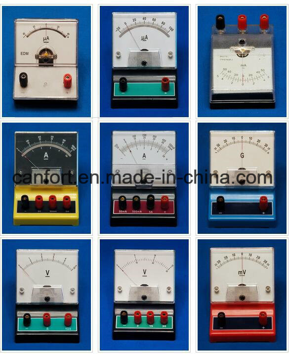 Laboratory Equipment, Educational Equipment DC Ammeter J0407 for Sale