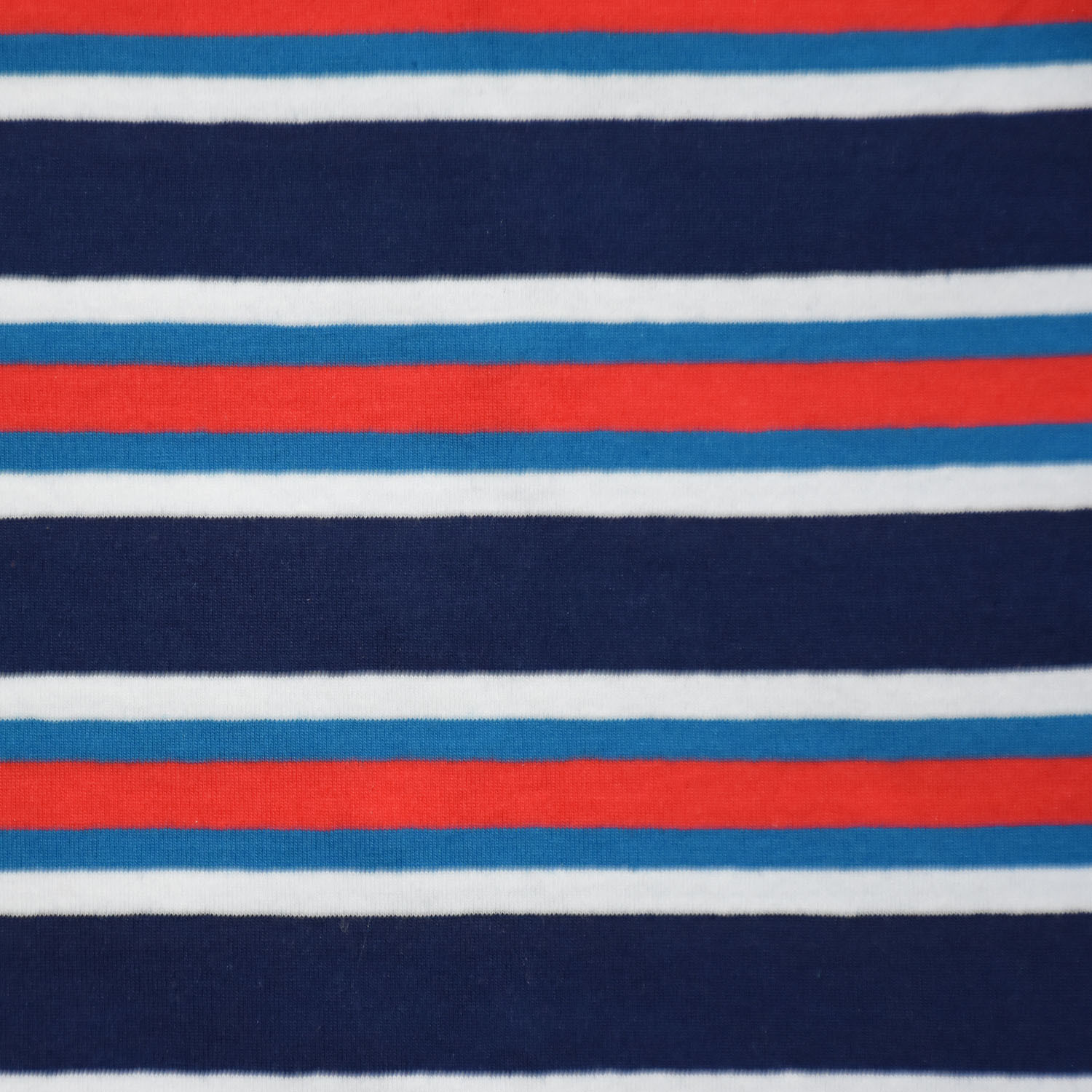 210GSM Yarn Dyed Stripe Fabric for T-Shirts
