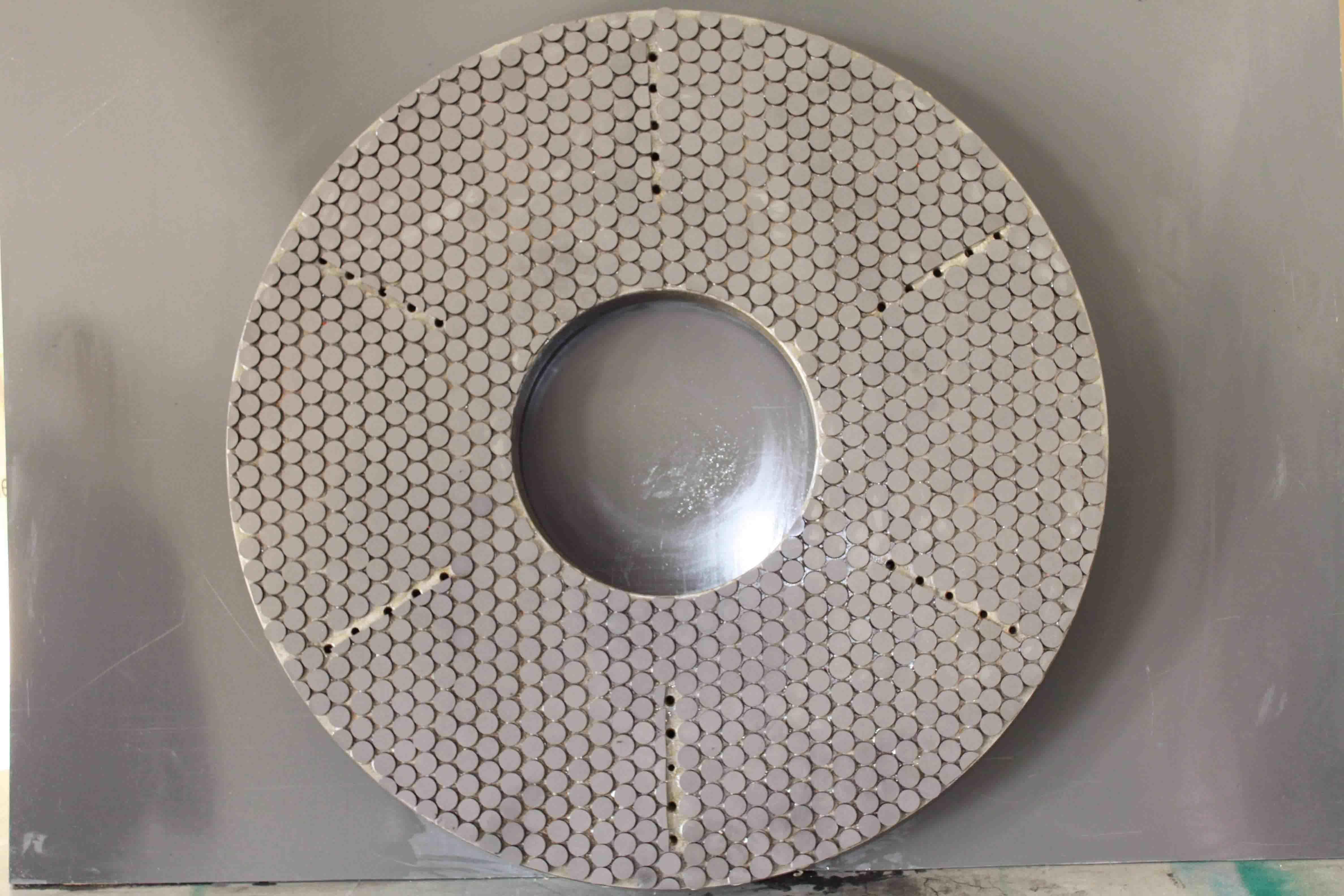 Double Grinding Discs