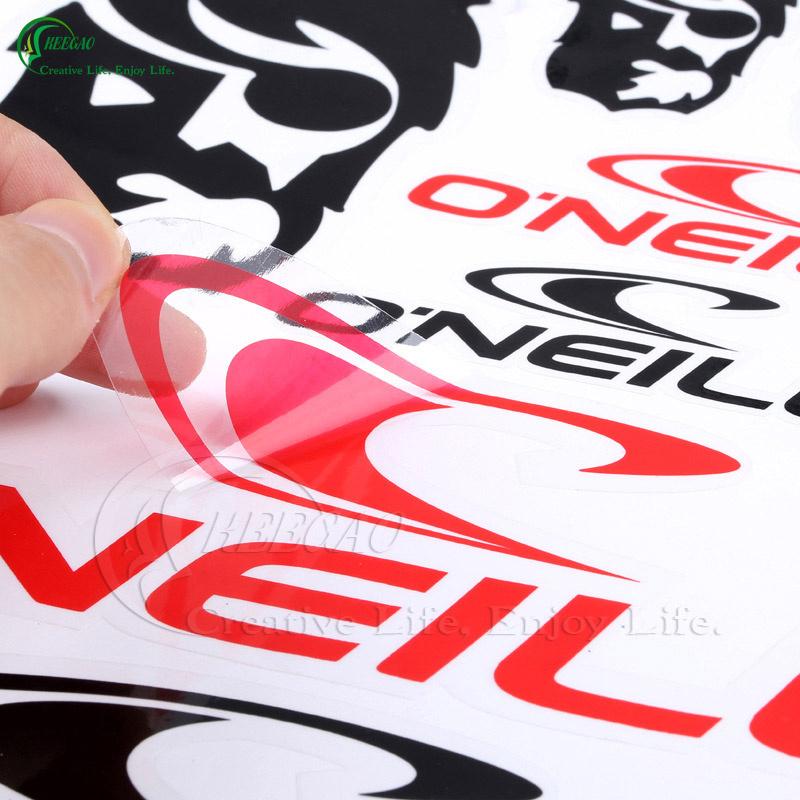 Custom Printing Self Adhesive Vinyl PVC/Paper Transparent Label Stickers (KG-PT003)