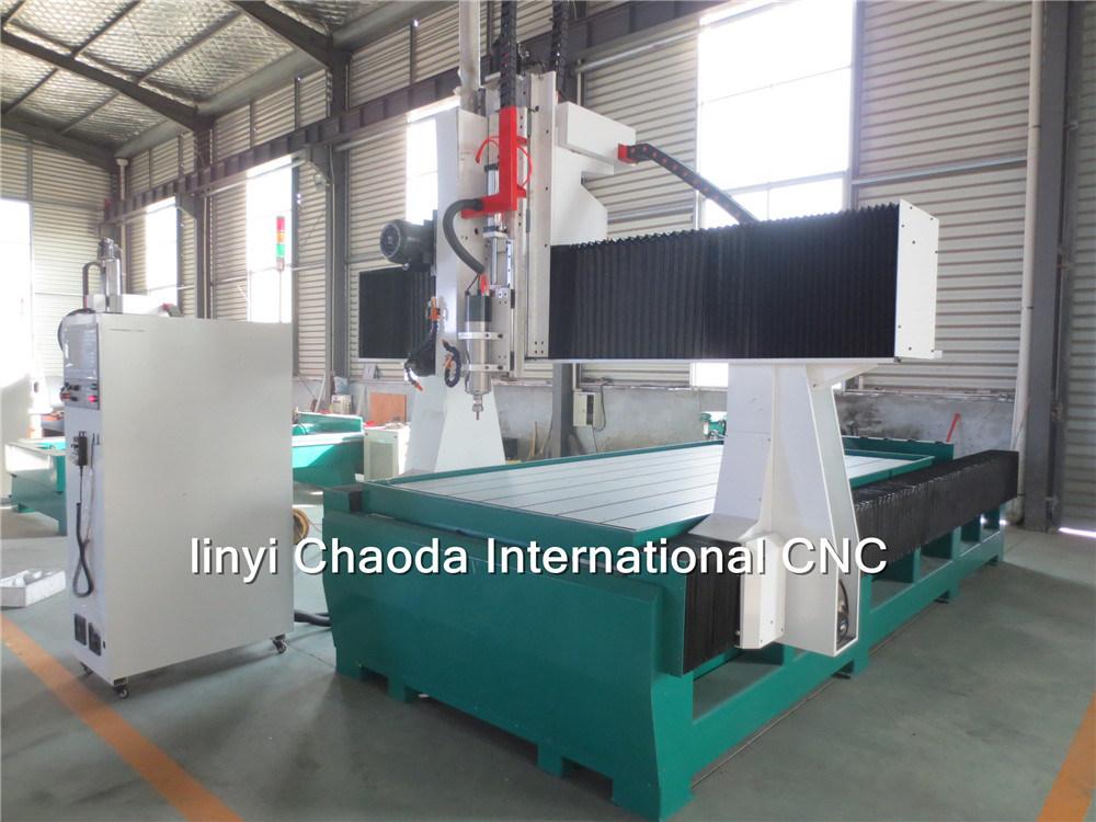 CNC 3D Stone Engraving Machine, Stone Carving CNC Machine