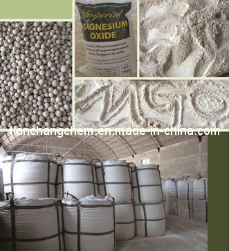 Magnesium Oxide 85% Industrial Grade