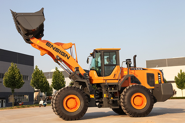 Ensign Yx655 Wheel Loader (Cummins engine, 5ton, 3.0m3)
