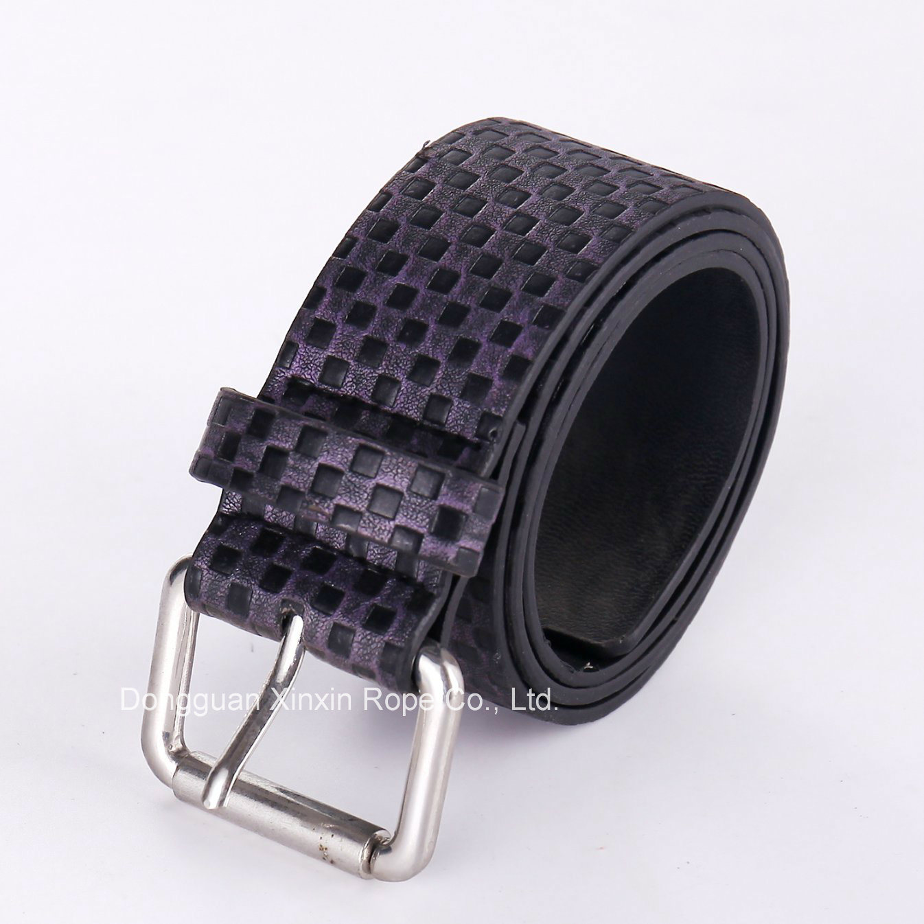 Classical Printed Special Mature Men Pin Buckle Belt