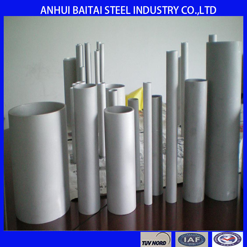 Ss Pipe for Chemical Industry
