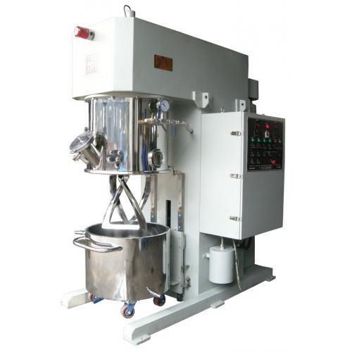 Sxj5-2000L Double Planetary Mixer with Various Blades