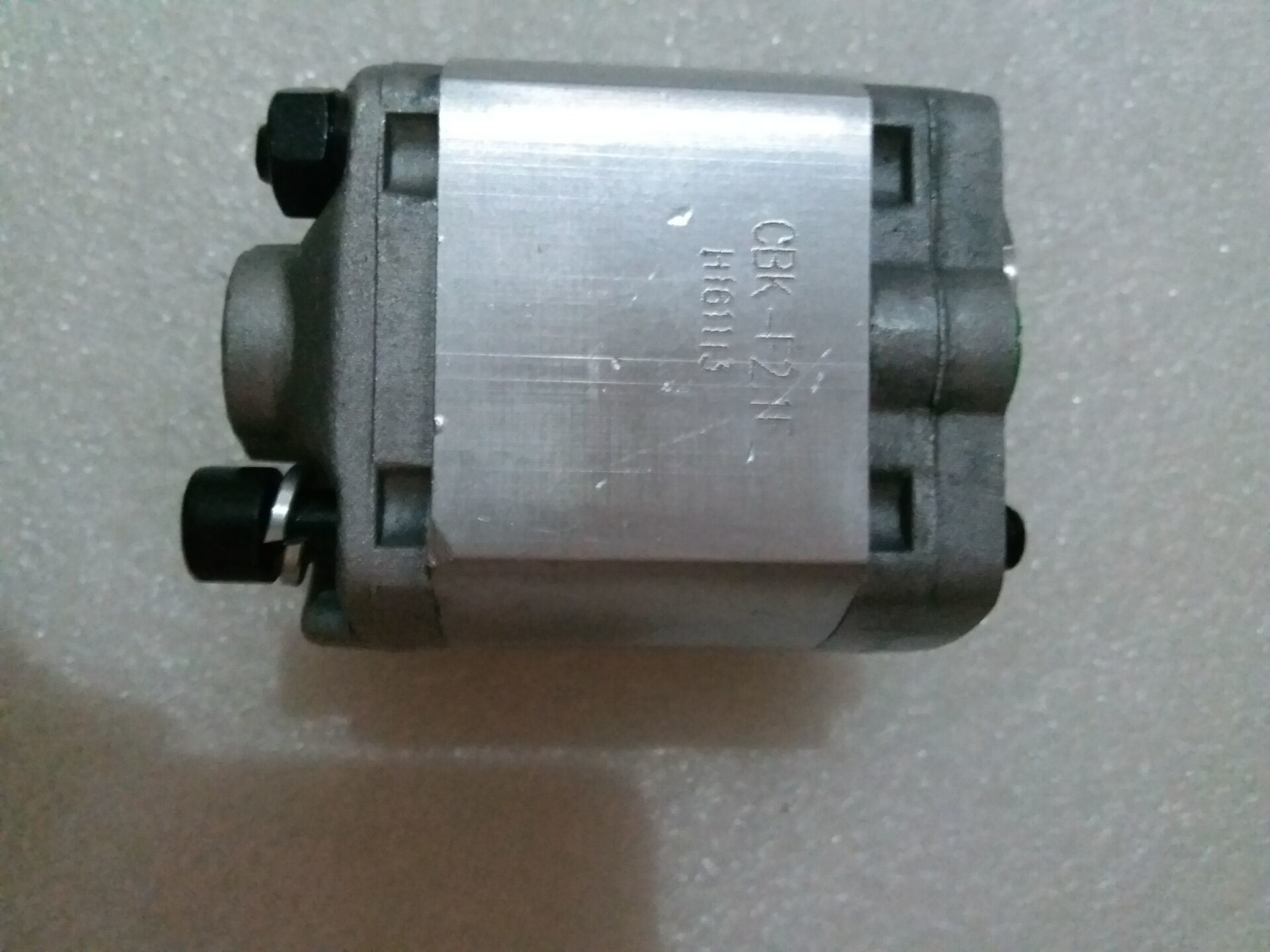 Hydraulic Gear Oil Pump Cbk-F3.3 High Pressure Pump Aluminum Alloy