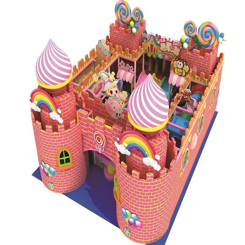 Newest Style Reasonable Price Indoor Playground