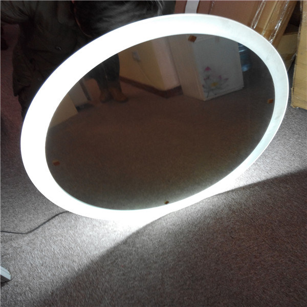 Hotel LED Smart Function Fogless Electric Illuminated Bathroom Mirror