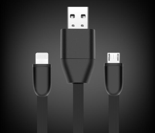 Portable Mini USB Cable with Charging Function for Ios and Android GPS Tracker