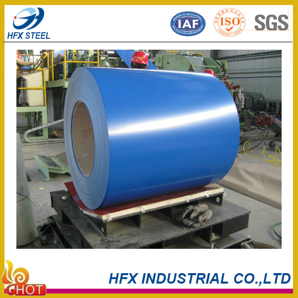 Hot Dipped Galvalume Steel Coils PPGL