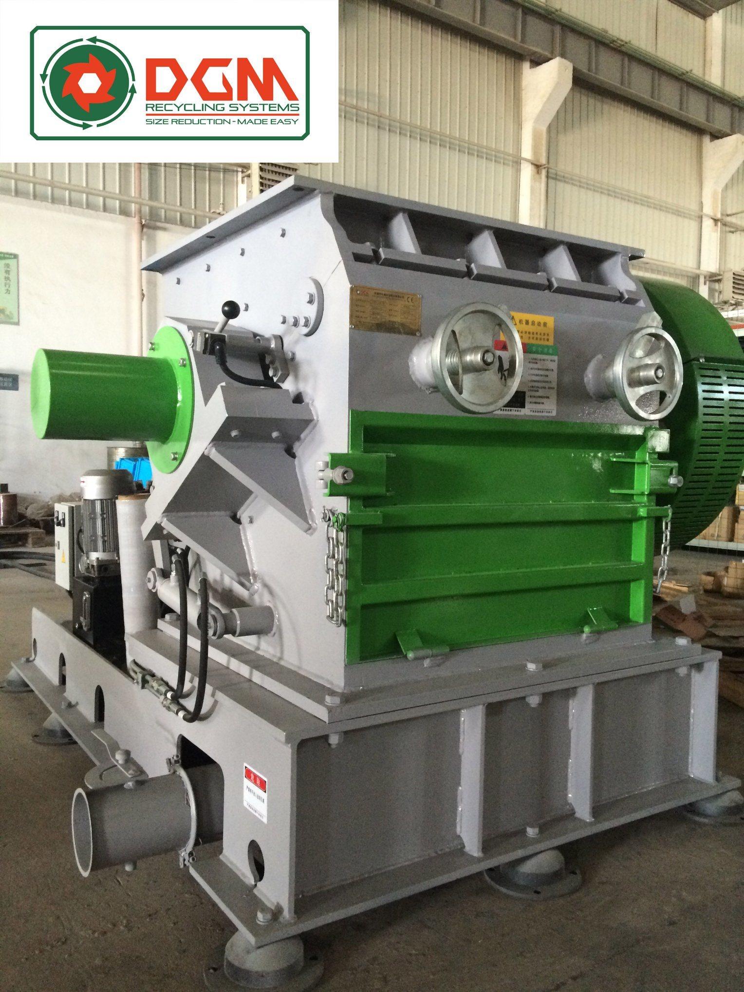 DGH600800 Heavy Duty Granulators