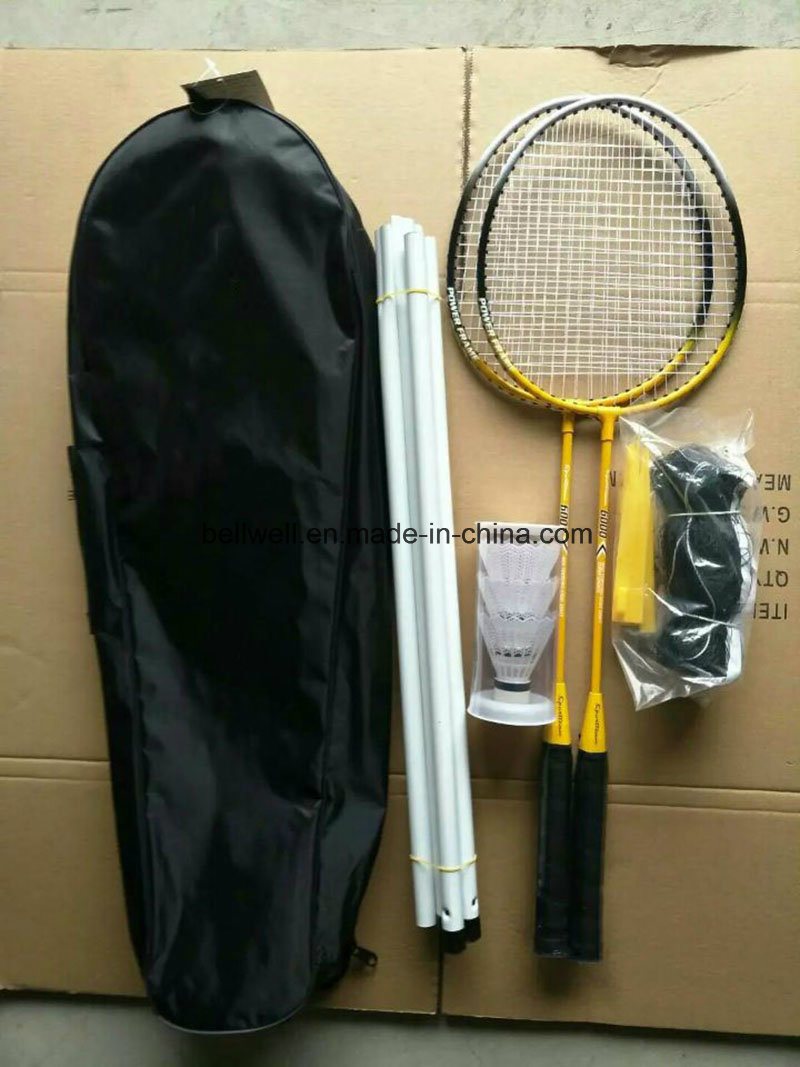 Badminton Racquets Sets Sports Beach Badminton Set Racket&Net