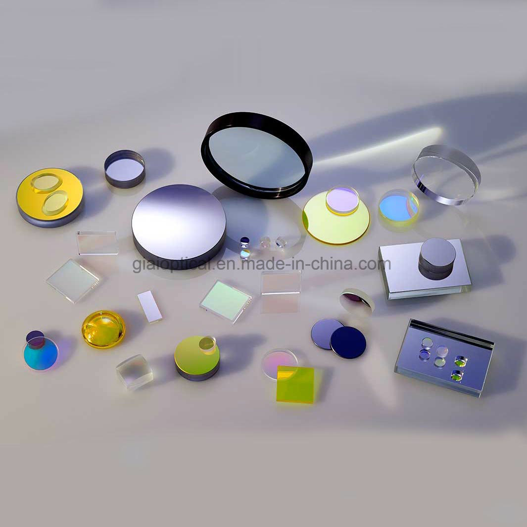 Giai Customized 1100-11000nm Infrared Optical Filters for Gas Analysers