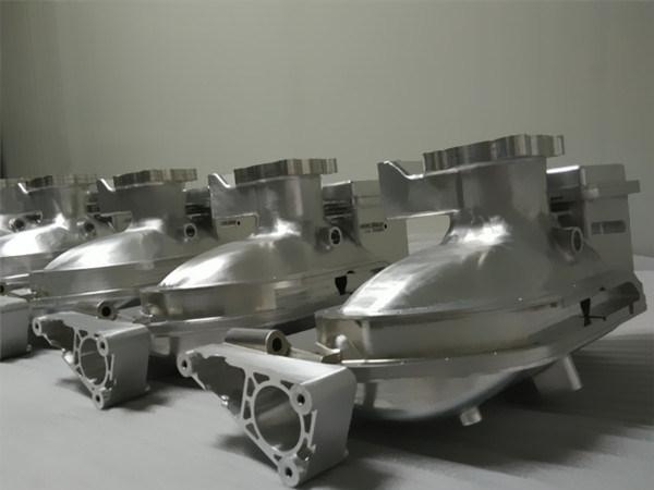 Custom Small Batch Production Auto Parts