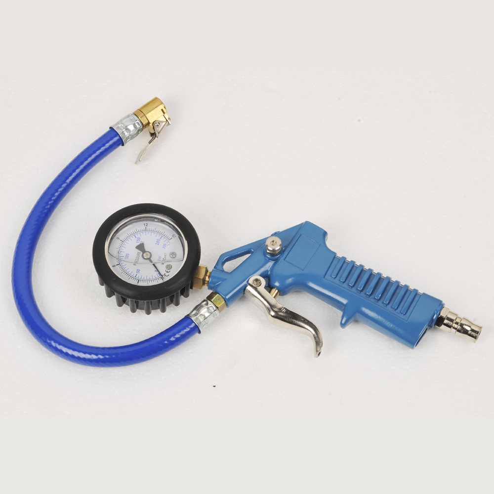 Multi Use Car Tire Pressure Gauge