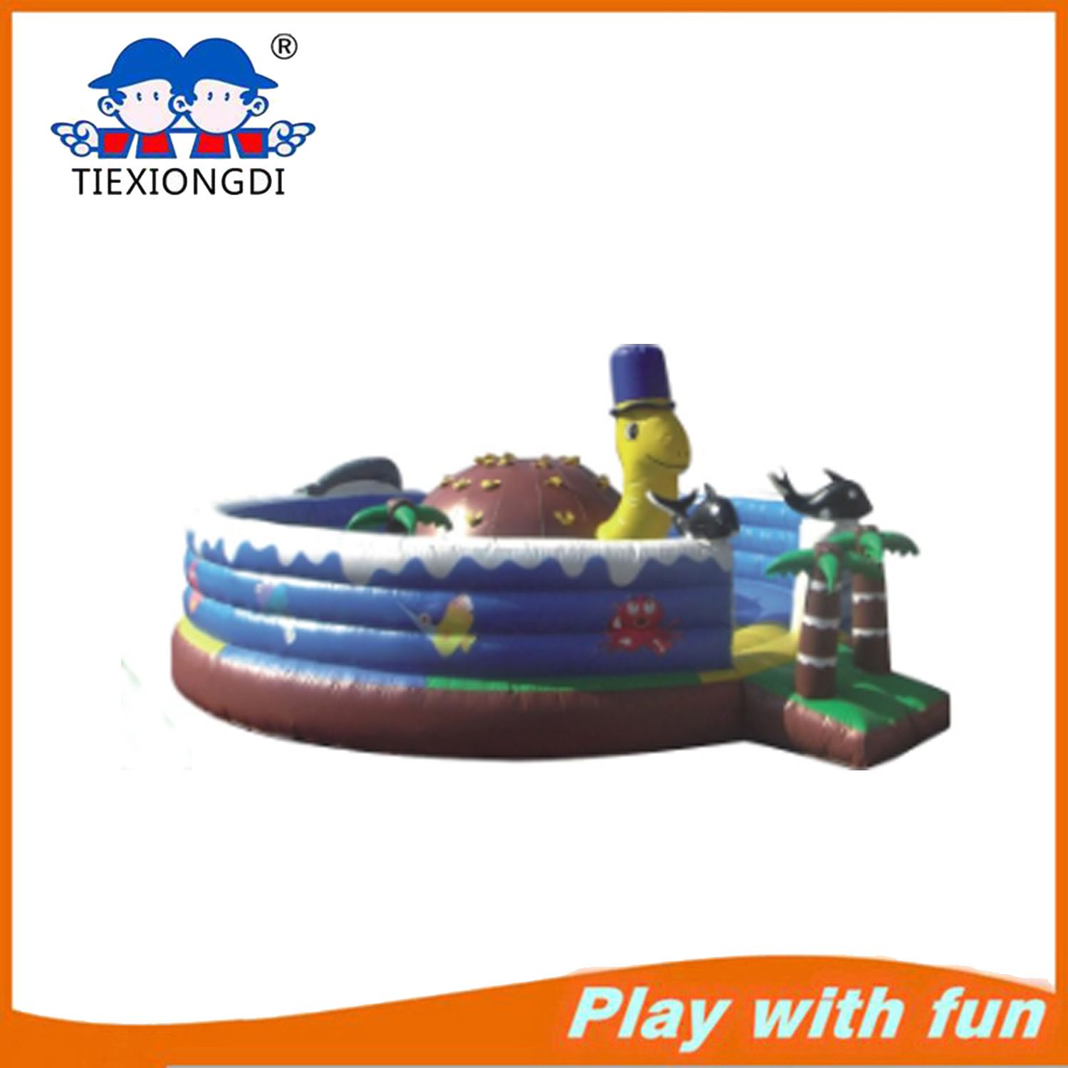 Lovely Princess Inflatable Castles, Inflatable Jumping Castle