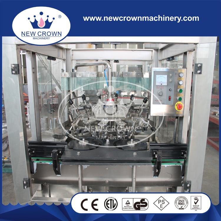 Glass Bottle Washing Machine / Bottle Washer