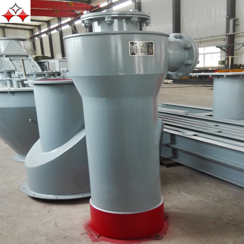 Pulverized Coal Burner for Asphalt Plant