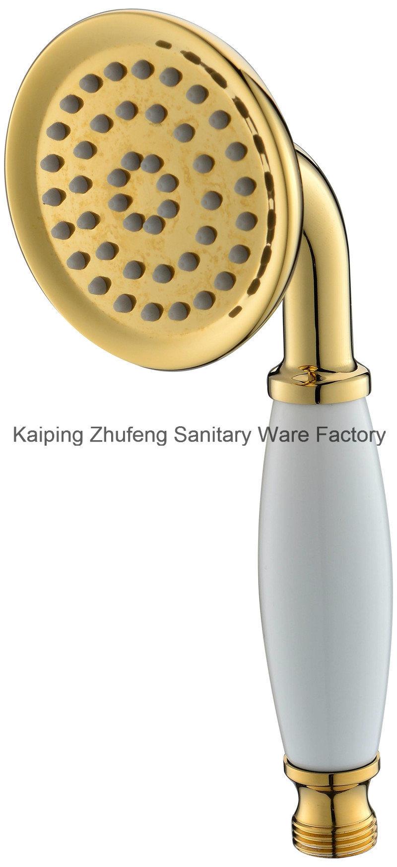 Fashion Classic Antique Zf-Hsr015 Brass Hand Shower