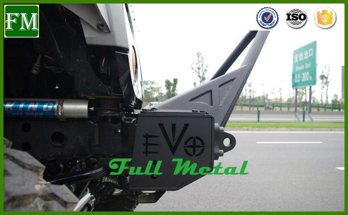 Evo Bumper Guard for Jeep Wrangler Jk 2007-2015