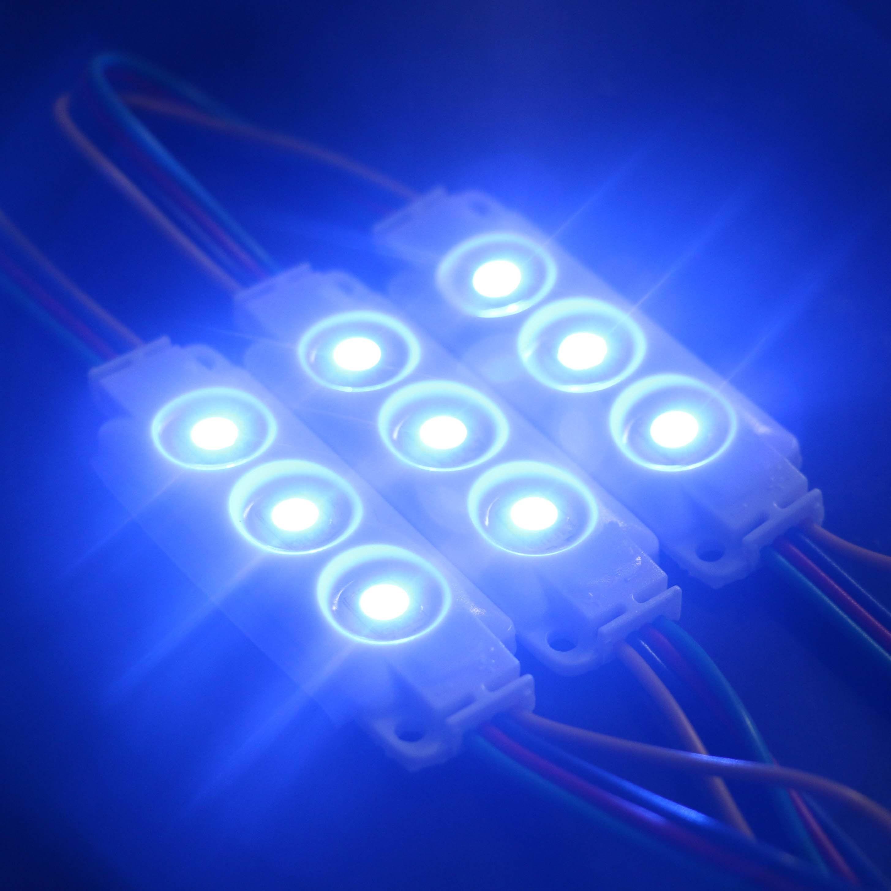 0.72W 3LEDs LED Display Modules