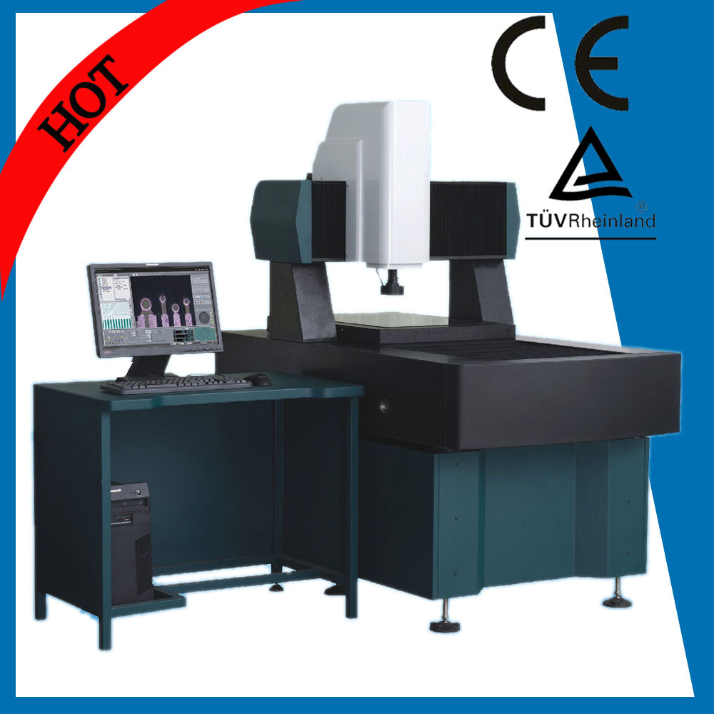 Large Stage Bridge Gantry Automatic CNC Video Measuring Machine