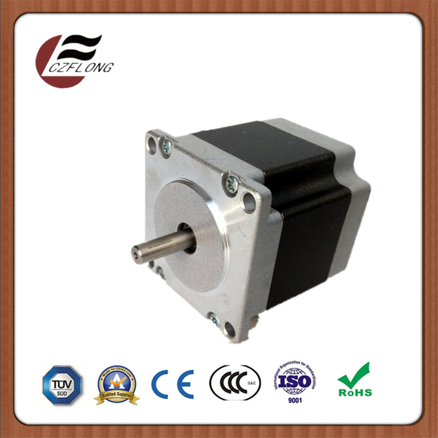 1.8 Deg Stepper Motor for CNC Machines Wide Application