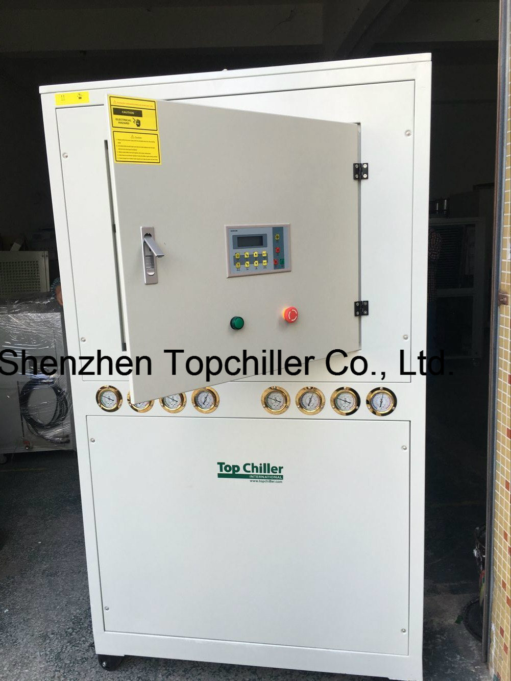 25kw-38kw Portable Air Cooled Chiller for Semi-Conductor Cooling
