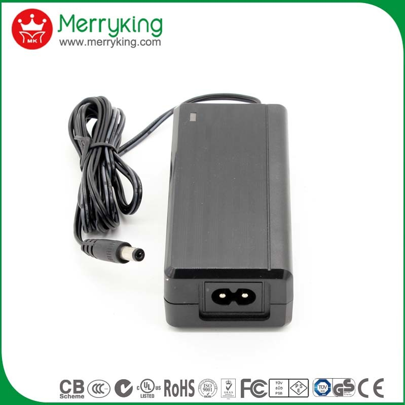 Level VI Desktop Single Output 12V5a Laptop AC Adapter