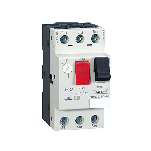 Gv2/Gv3/3ve1 Moter Protection Circuit Breaker Relay Switch