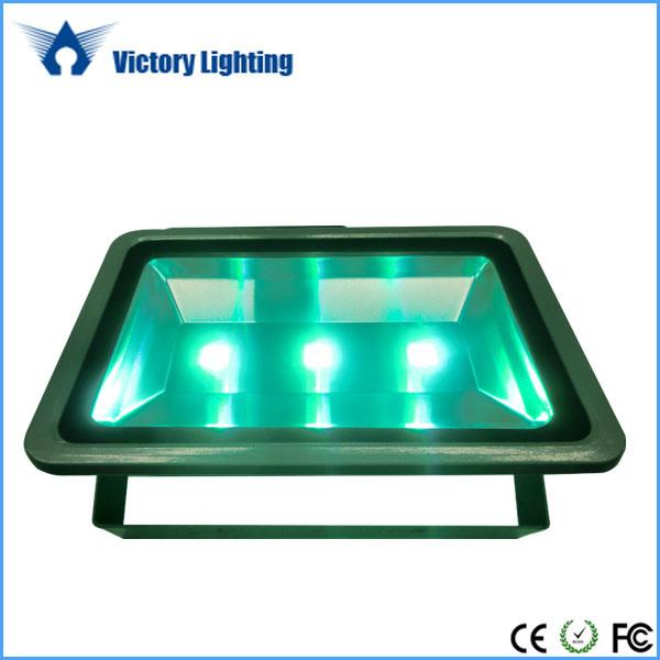 AC85-265V CE&RoHS 150W Outdoor Lights RGB LED Flood Light
