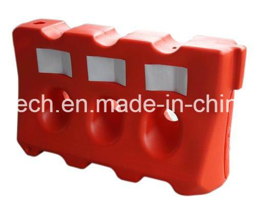 Plastic Road Barrier Blow Moulding Machine