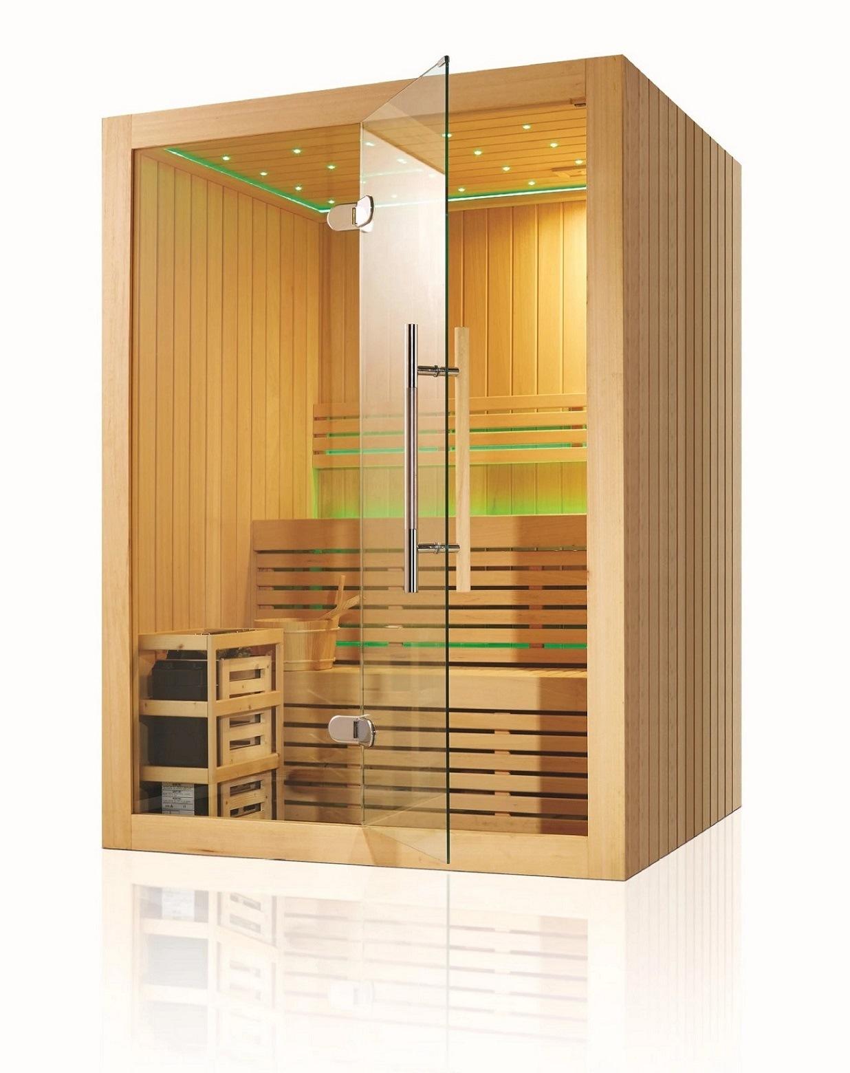 Luxury Home Sauna Cedardirect Com: China Monalisa Mini Luxury Sauna Room Sauna Cabin Sauna