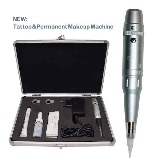 Permanent Tattoo Makeup Machine for Eyebrows/Eyeliner/Lip Makeup